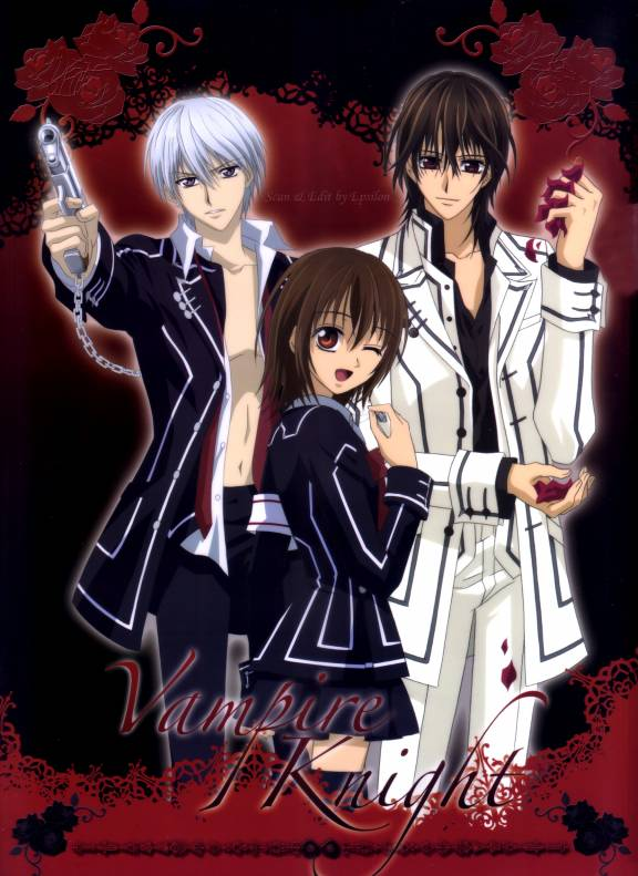 Рыцарь-вампир (второй сезон) [2008] / Vampire Knight Guilty