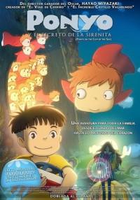 Рыбка Поньо на утесе [2008] / Gake no Ue no Ponyo