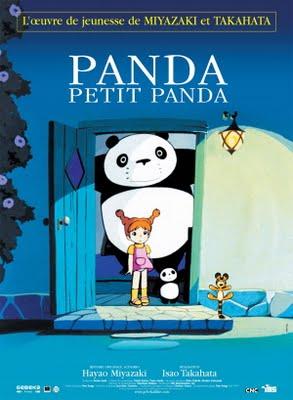 Сборник мультфильмов: Большая панда и маленькая панда [1972] / Panda Kopanda: Amefuri Circus no Maki